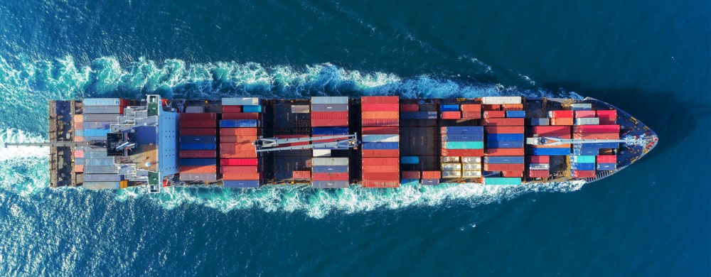 How Entity Extraction Helps Manage Third-Party Risk in the Shipping Industry